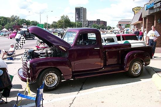 classic GMC Truck