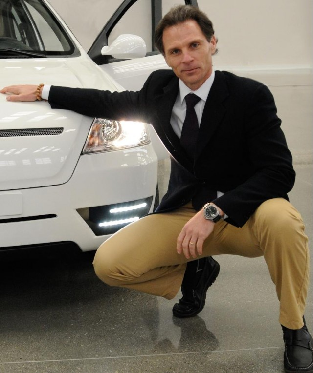 Coda Automotive CEO Kevin Czinger
