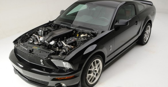 Code Red Shelby/Nelson Racing GT500