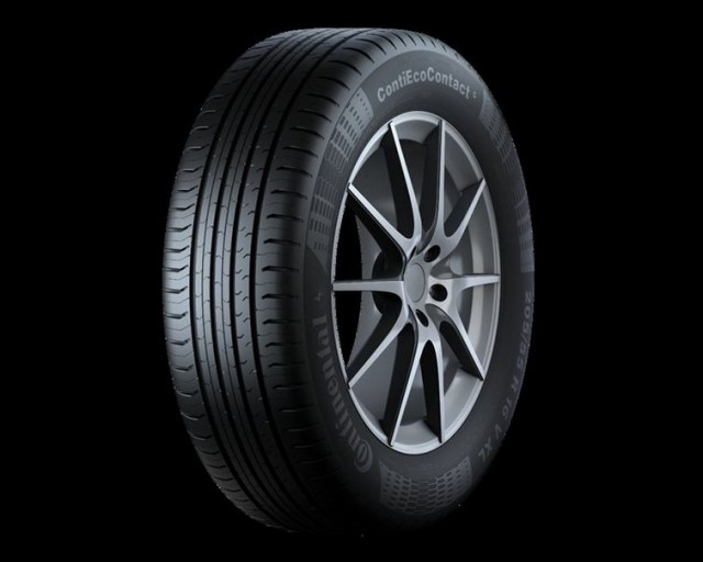 ContiEcoContact 5 low resistance tire