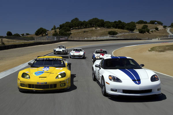 Corvette celebrates 50th anniversary of racing at Le Mans