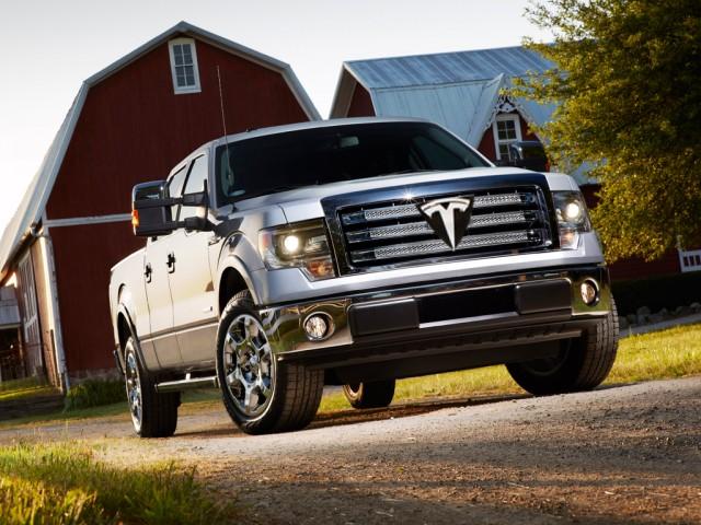 Could Tesla Motors build a pickup truck?..