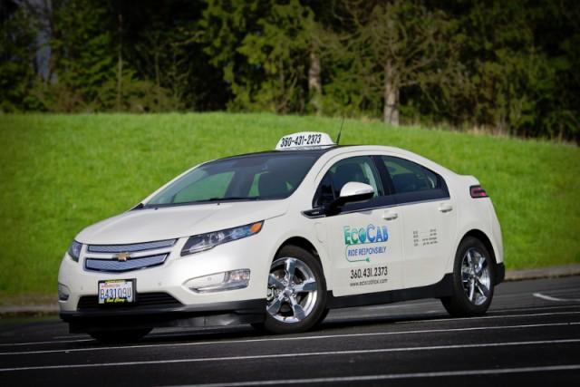 Cowlitz County's EcoCab Service