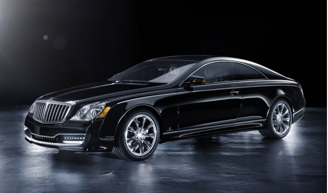 Custom Xenatec Maybach Coupe