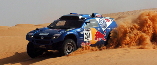 Dakar Rally headed to South America next year