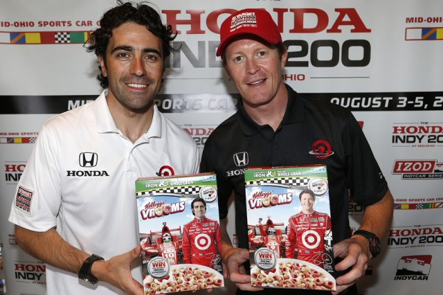 Scott Dixon wins pole for Indy 500