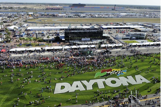 Daytona International Speedway, Daytona Beach, Florida