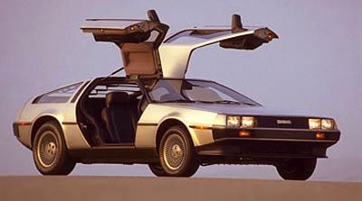 DeLorean - top