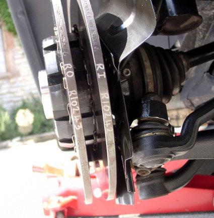 Delphi Twin-Disc Brakes