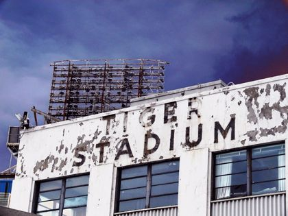 Detroit Tiger Stadium
