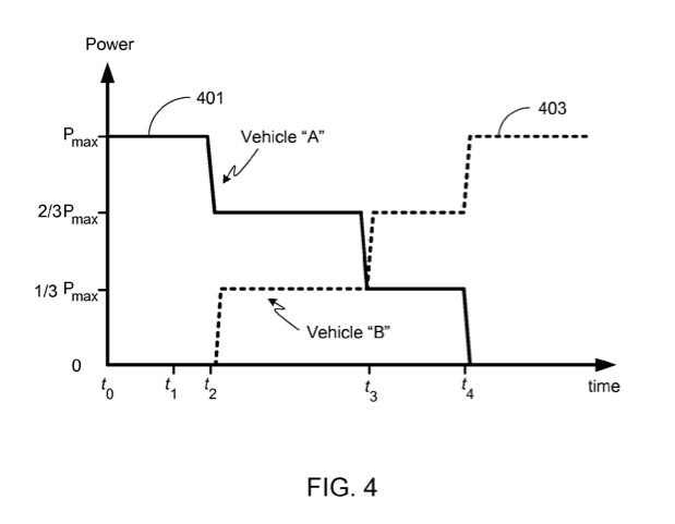 Diagram, Tesla Motors US Patent Application 2013/0057209,