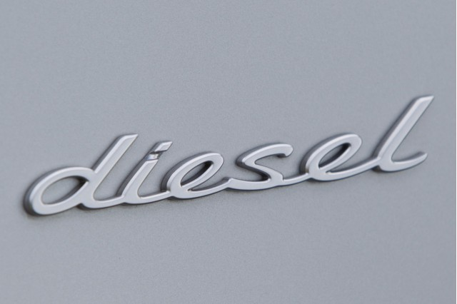 diesel badge on 2011 Porsche Cayenne (euro spec)
