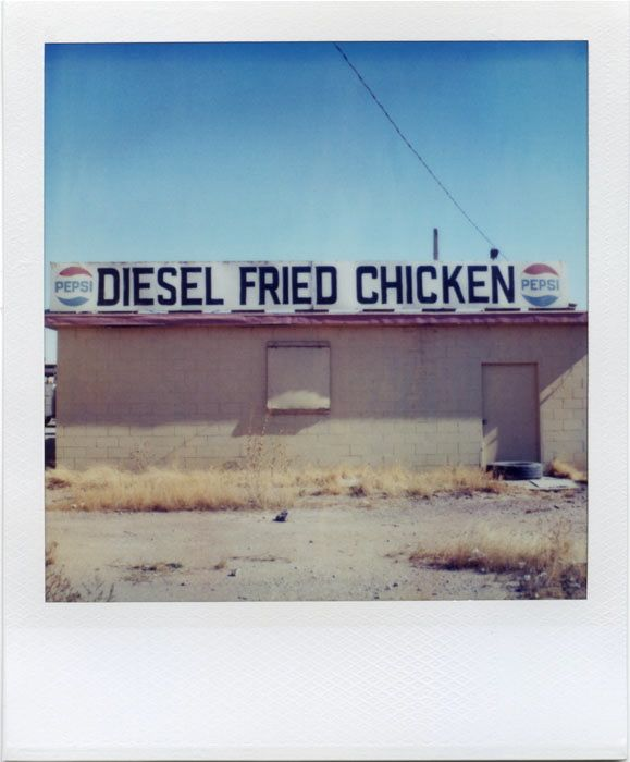 diesel fried chicken
