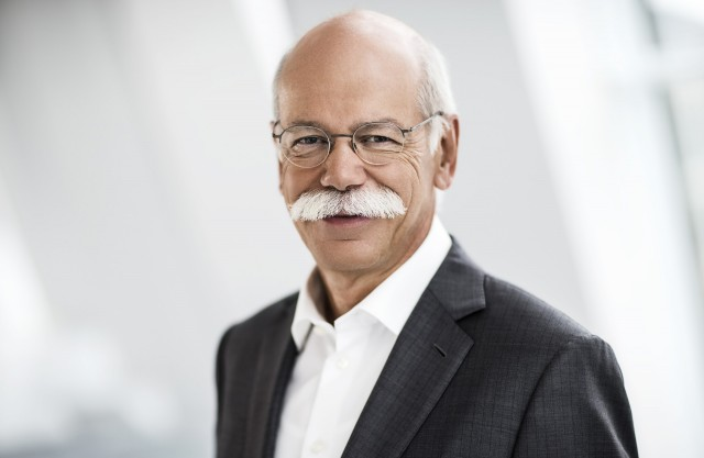 Hydrogen Fuel Cells Less Likely Than Electric Cars: Daimler CEO Zetsche