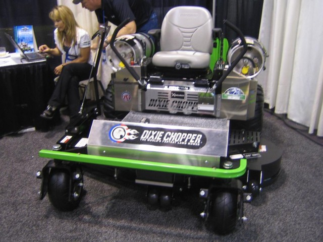 Dixie Chopper Xcaliber - propane power