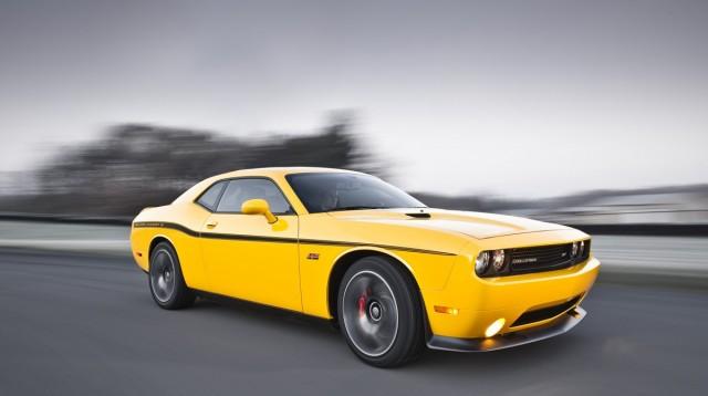 "Dodge Challenger SRT8 392 ""Yellow Jacket"""