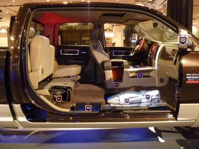 Dodge Ram Cutaway