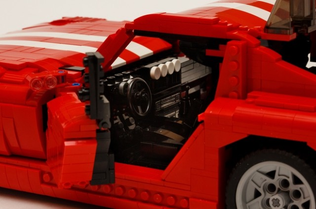 Dodge Viper For Sale >> First-gen Dodge Viper pops up on Lego Ideas