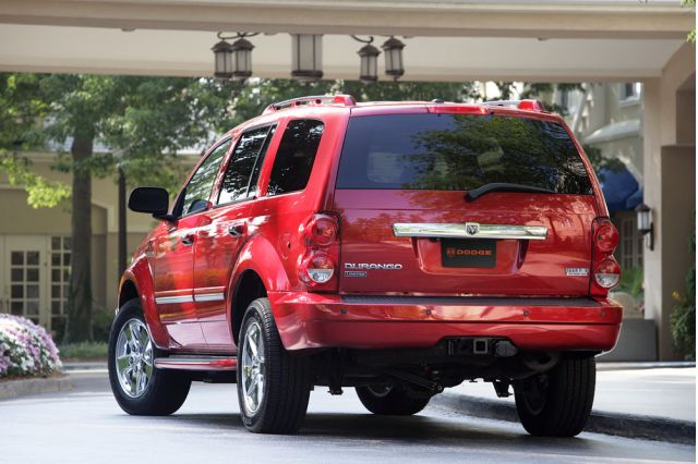 Chrysler plug in hybrid minivan to bring company full circle for Durango motor company used cars