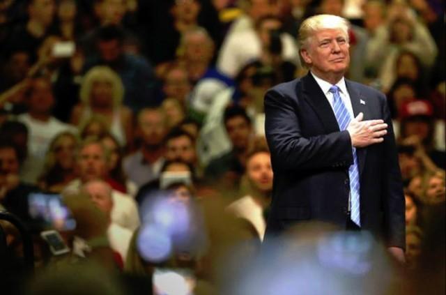 Donald J. Trump in November 2016       [photo: The Trump Organization]