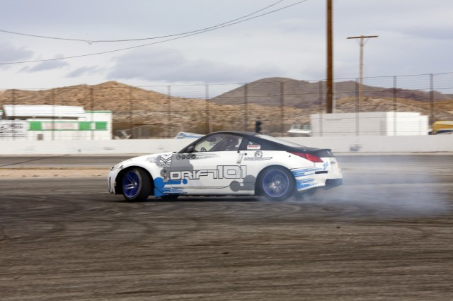 Drift 101 Nissan 350Z