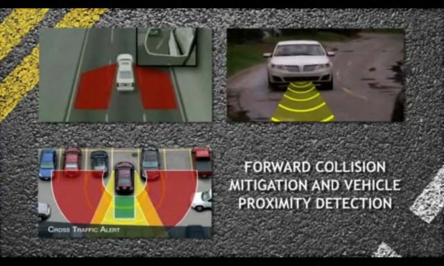 Driver Assists - foward collision mitigation