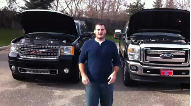 Duramax Vs. Powerstroke