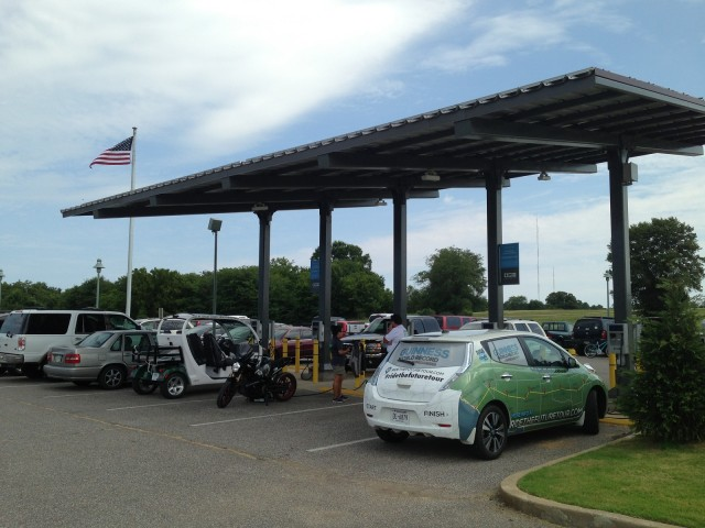 Charging Electric Vehicles Across America How We Did It