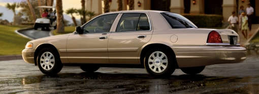End of the road for the Ford Crown Victoria