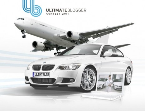 Endras BMW Ultimate Blogger Contest 2011
