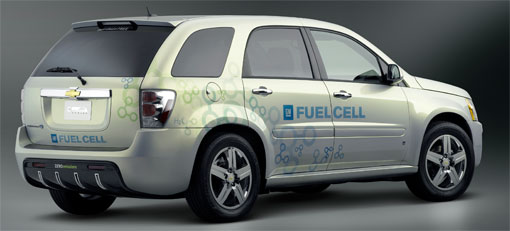 EPA joins GM's Project Driveway fuel cell test