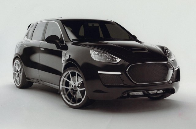Eterniti Hemera luxury SUV design rendering