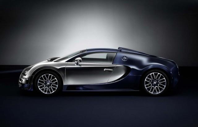 Ettore Bugatti Veyron Legend Edition
