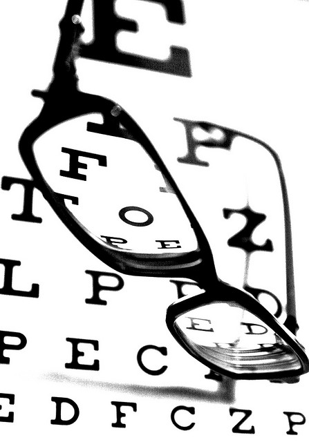 Eye Chart. Image: Flickr user GoRun26