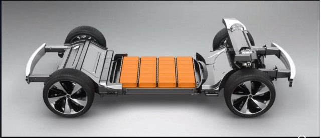 Faraday Future Variable Platform Architecture