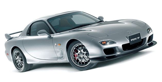 Mazda stays loyal to rotary engines - Telegraph