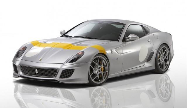 Ferrari 599 GTO by Novitec Rosso