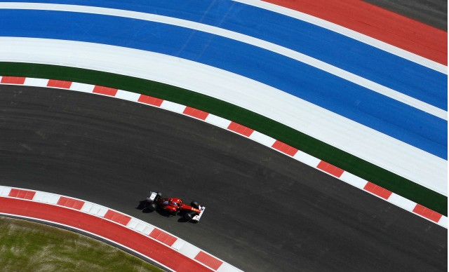 Ferrari at the 2013 Formula One United States Grand Prix