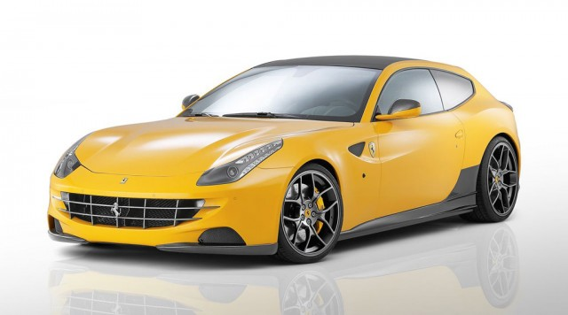 Ferrari FF modified by Novitec Rosso