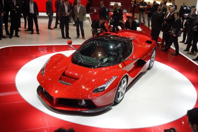 Ferrari LaFerrari, 2013 Geneva Motor Show