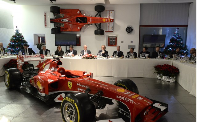 Ferrari seeks help from fans in naming its Formula One car for the 2014 season