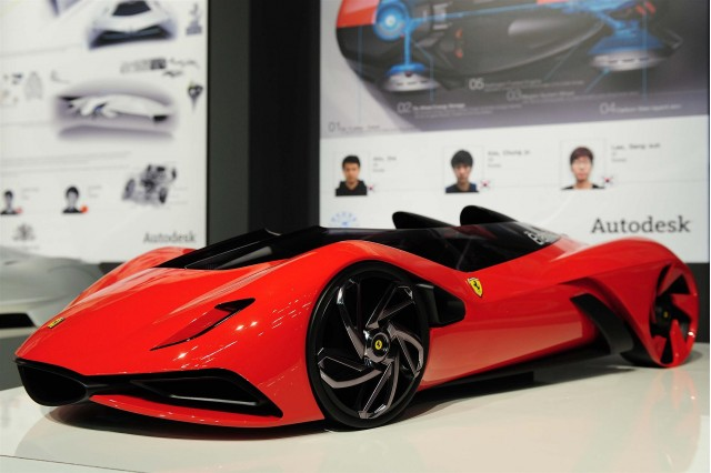 Ferrari World Design Contest, 2011