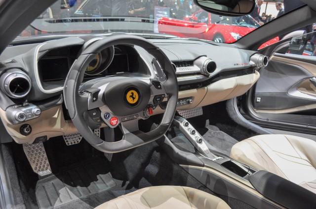 Ferrari 812 Superfast, 2017 Geneva Motor Show