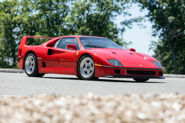 1990 Ferrari F40 for sale by Bonhams