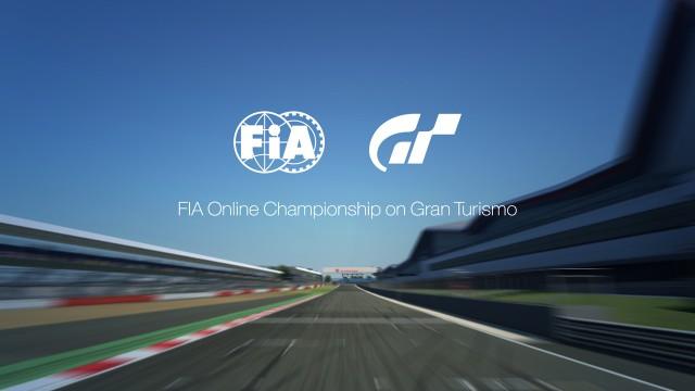 FIA Online Championship on Gran Turismo