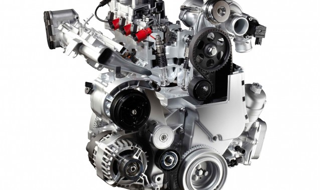 Fiat Chrysler Automobiles turbocharged 4-cylinder gasoline engine