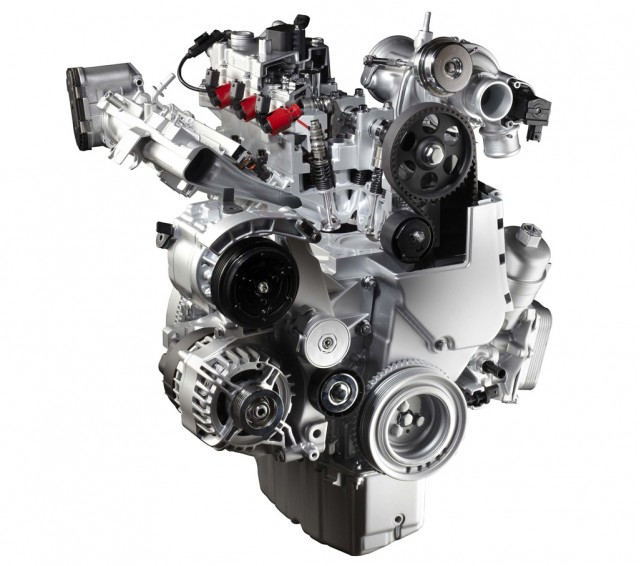 Fiat Multiair 1.4-liter engine