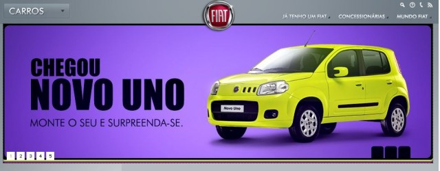 Fiat Uno from fiat.com.br