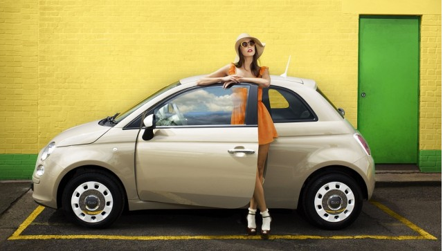 Fiat's 'You Wear' Facebook fashion app