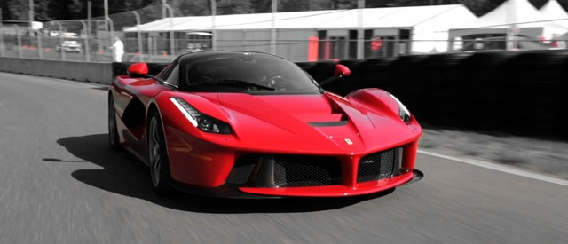 First Ferrari LaFerrari in North America
